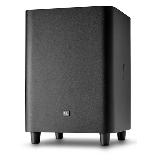 Système de barre sonore 450 avec caisson d'extrêmes graves sans fil JBL