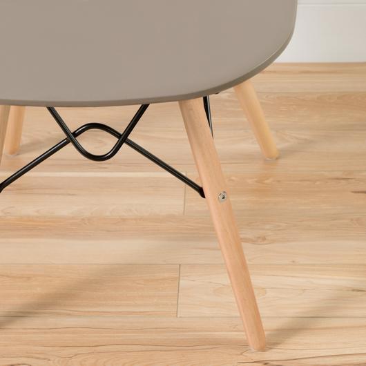 Chaise de bureau style Eiffel South Shore