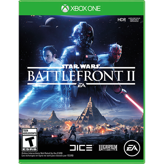 Jeu Star Wars BattleFront II pour XBox One Solutions 2Go
