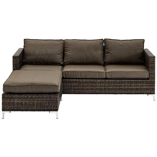 Sofa tissu contemporain Primo