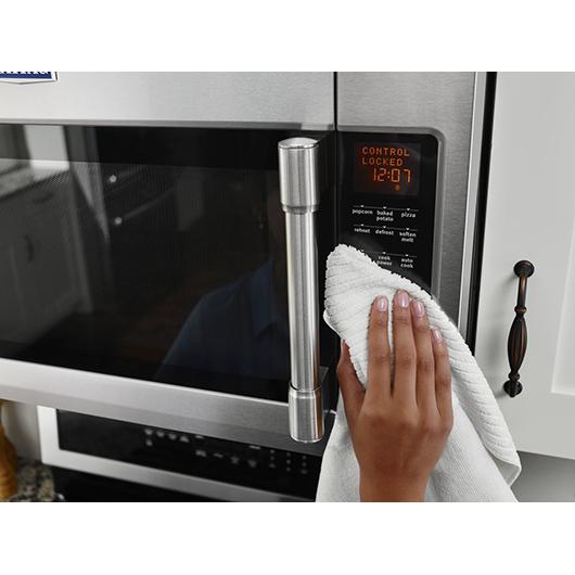 Micro-ondes à hotte 1000W 2 pi.cu. Maytag