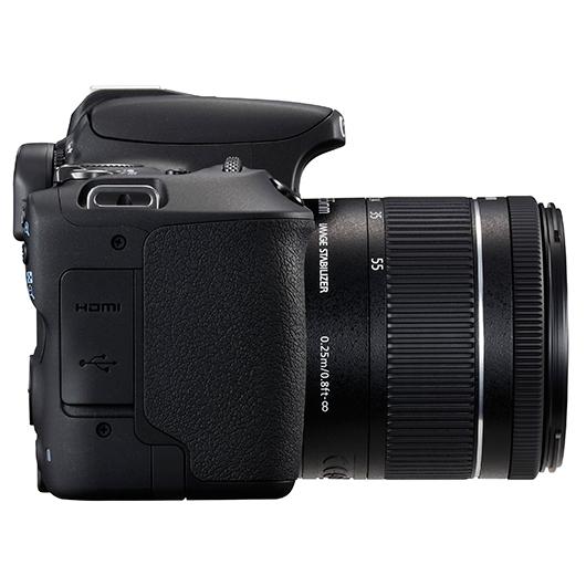 Caméra reflex Rebel SL2 avec objectif 18-55mm Wi-Fi Canon