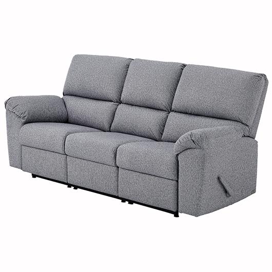 Sofa inclinable tissu Elran