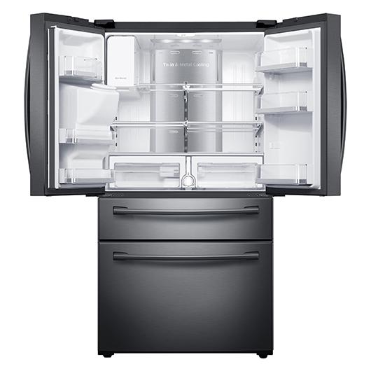 Réfrigérateur à double porte 27.7 pi.cu. Samsung