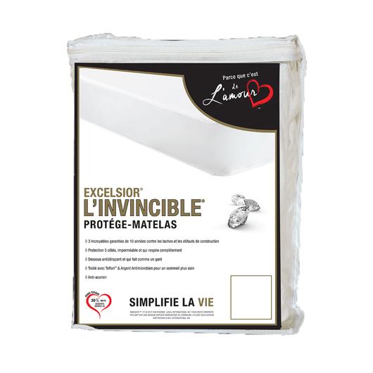Couvre-matelas lit simple 10 po Phoenix
