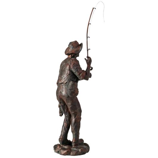 Figurine Pêcheur