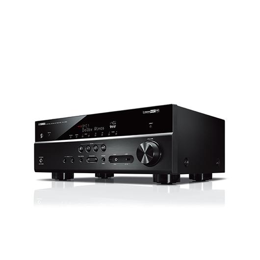 Récepteur de cinéma maison 560 à 7.2 canaux 3D Yamaha