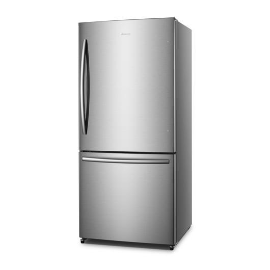 Réfrigérateur à congélateur en bas Hisense