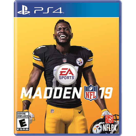 Jeu Football Madden PS4