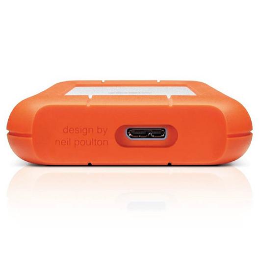 Disque dur externe portatif rugged mini de 1 TO LaCie