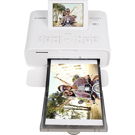 Imprimante blanche compacte pour photo Canon