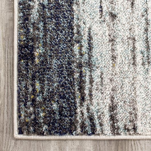 Carpette « SAFFRON » tissée à la machine (5.3 x 7.7 pi)