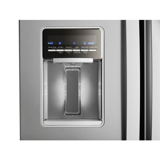 Réfrigérateur à double porte 19.7 Whirlpool