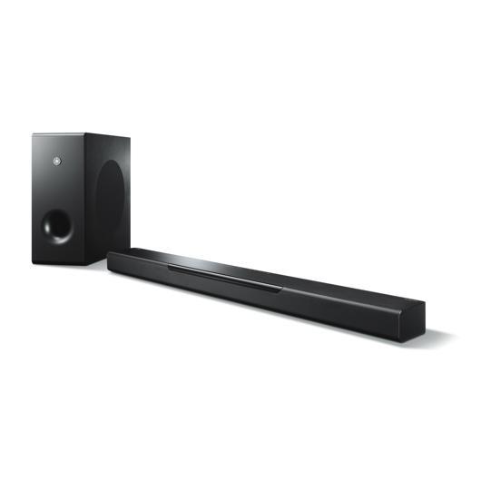 Système de barre sonore 200 avec caisson d'extrêmes graves sans fil Yamaha