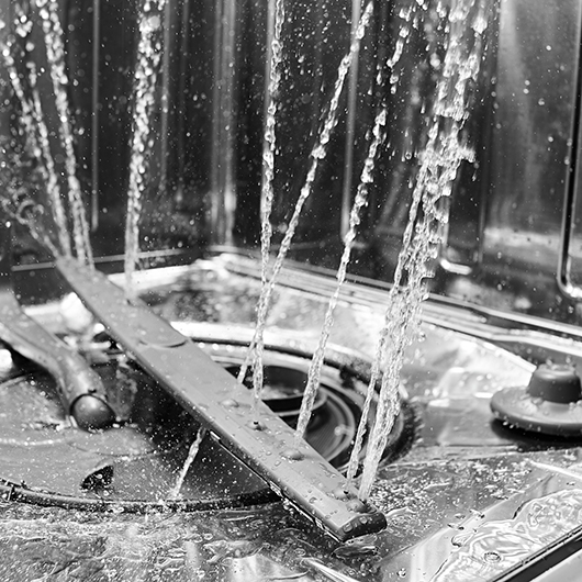 Lave-vaisselle grande cuve Whirlpool