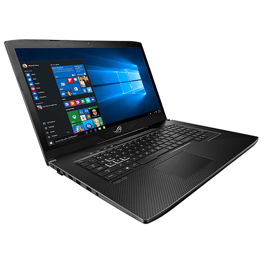 Ordinateur portable 17.3 po Intel Core I7-7700HQ Asus