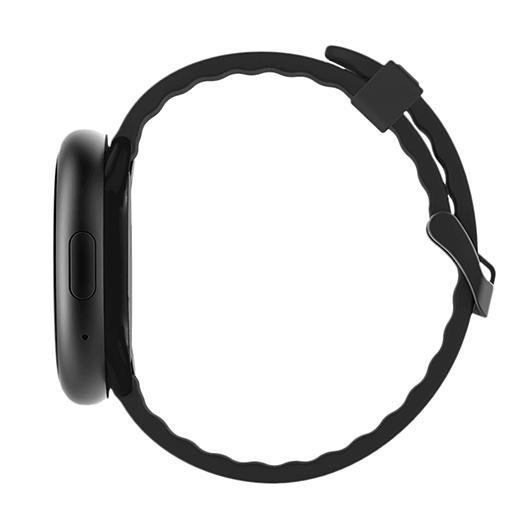 Montre intelligente à bracelet en silicone Mykronoz