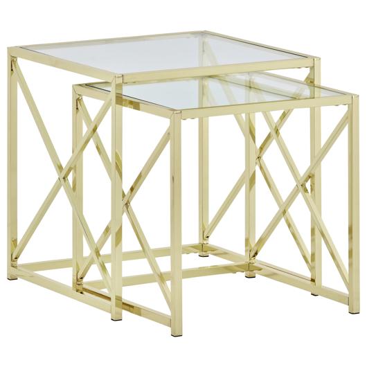 Tables gigognes Monarch Specialities