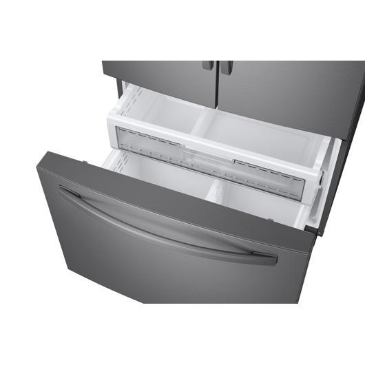 Réfrigérateur à double porte 28.07 pi.cu. Samsung