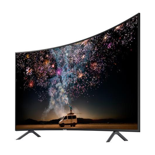 Téléviseur DEL courbé Smart TV écran 55 po Samsung