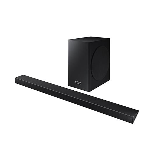 Système de barre sonore 360W avec caisson d'extrêmes graves sans fil Samsung