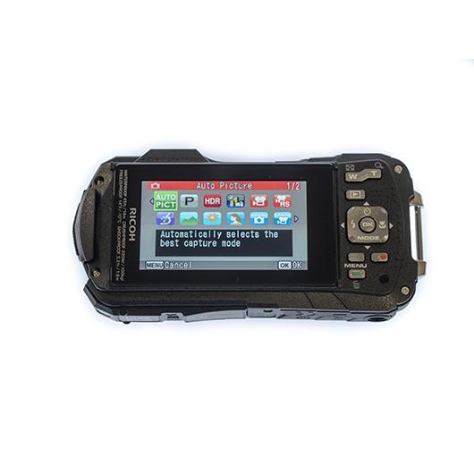 Appareil photo numérique de 16MP Pentax
