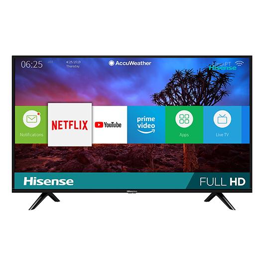 Téléviseur DEL Smart TV écran 40 po Hisense
