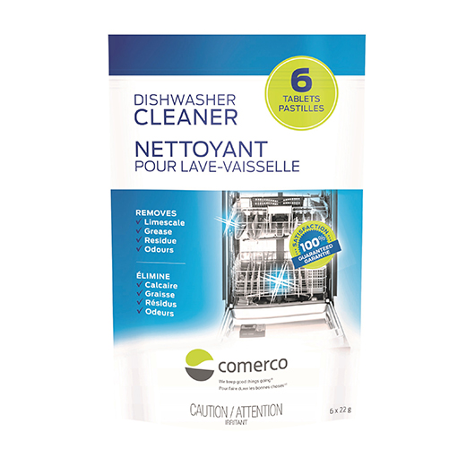 Nettoyant pour lave-vaisselle Comerco