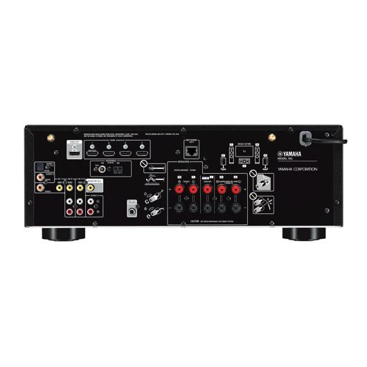 Chaîne de cinéma maison rxv483b 400 à 5.1 canaux Yamaha