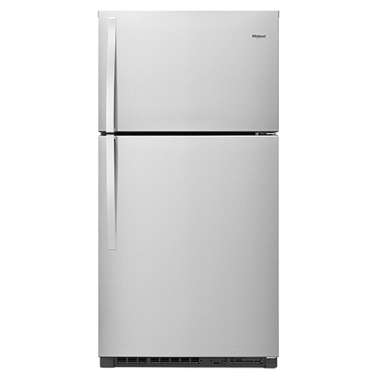 Réfrigérateur 21.3 pi.cu. congélateur en haut Whirlpool