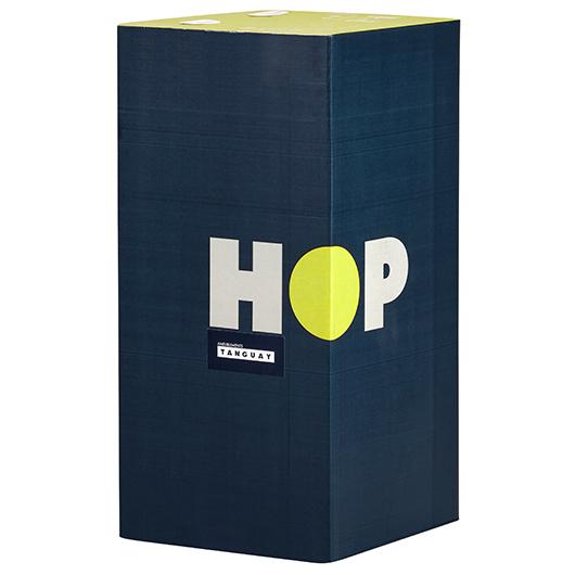 Matelas dans une boîte HOP 9 Grand lit Collection HOP