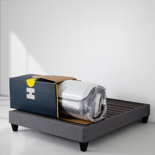 Matelas dans une boîte HOP 12 Grand lit Collection HOP