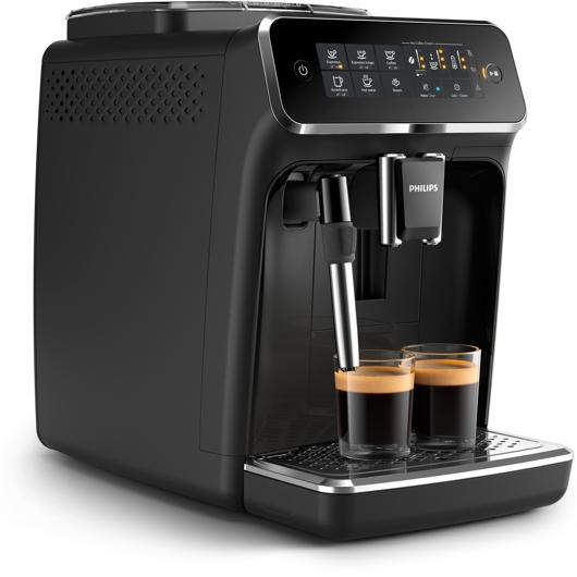 Philips Série 3200 Machine à espresso automatique avec le mousseur de lait classique  Philips