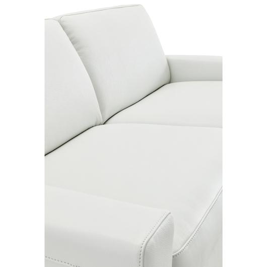 Sofa condo en cuir Lind