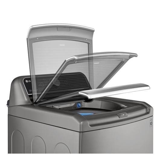 Laveuse vapeur à haute efficacité 6 LG