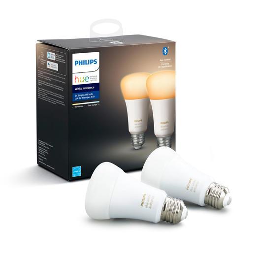 Ens.2 ampoules E26 Hue PHILIPS Philips