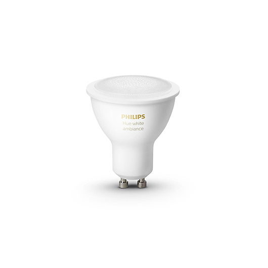 Ens. 2 ampoules GU10 Hue Philips Signify