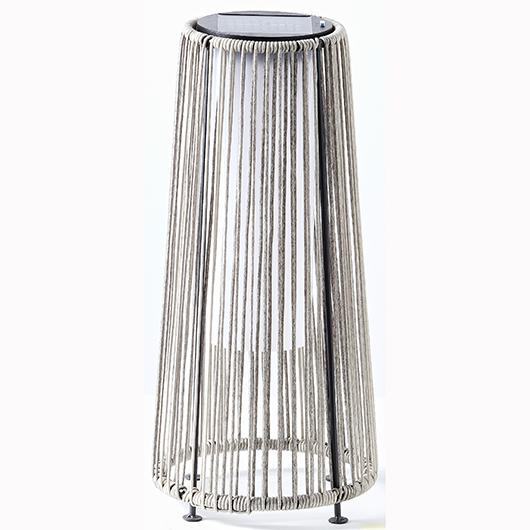Lanterne solaire LED 17 po