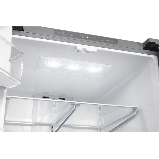 Réfrigérateur à double porte 21.8 pi3 Samsung