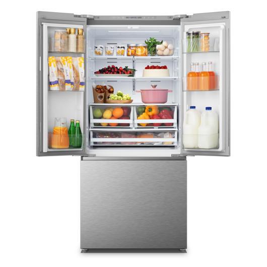 Réfrigérateur à double porte 21 Hisense