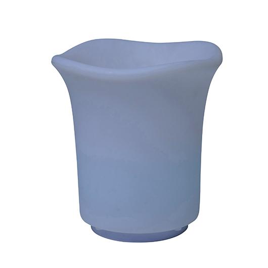 Pot à fleur DEL 11.5 po Dura