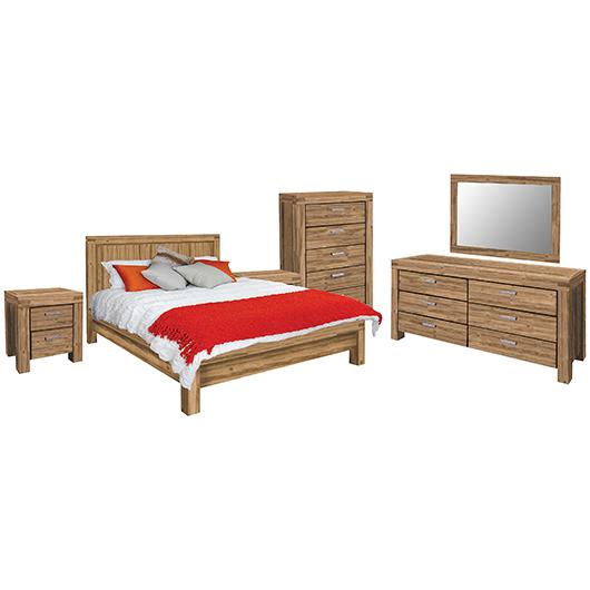 Mobilier Chambre Simple 075404 La