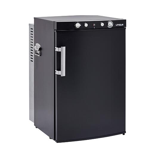 Réfrigérateur 3,4 pi.cu. au gaz propane et 110V/12V pour cha Unique