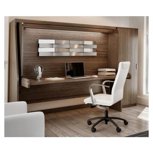 bureau lit double escamotable avec matelas tanguay. Black Bedroom Furniture Sets. Home Design Ideas