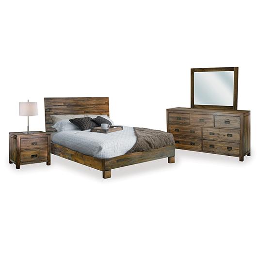 Mobilier de chambre à coucher Tuff Avenue