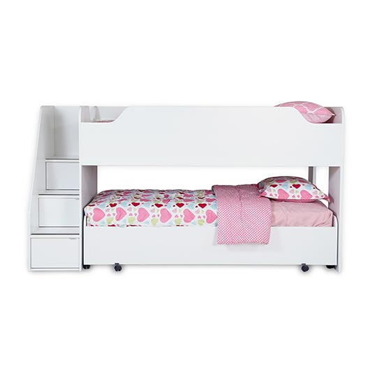 lit mezzanine simple gigogne tanguay. Black Bedroom Furniture Sets. Home Design Ideas