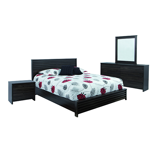 Mobilier de chambre coucher tanguay for Chambre queen