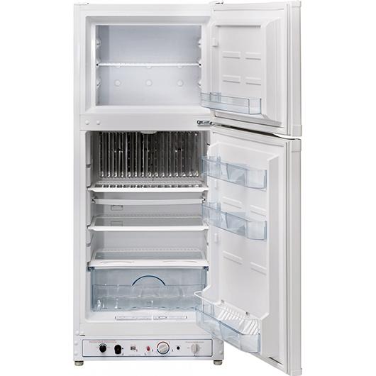 Réfrigérateur 6,4 pi.cu. au gaz propane et 110V pour chalet Unique