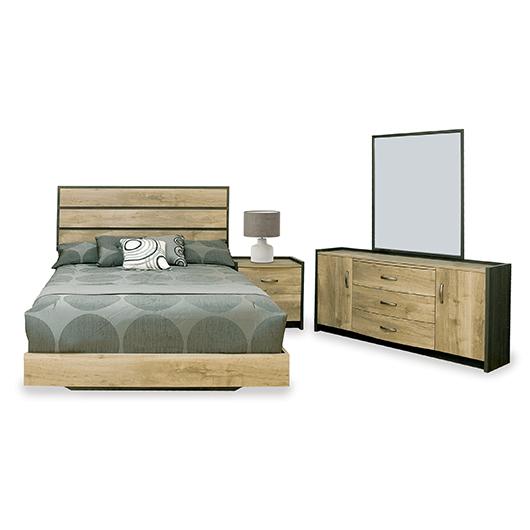 Mobilier de chambre coucher tanguay for Mobilier de chambre adulte