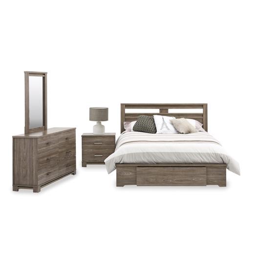 Mobilier de chambre à coucher Meq